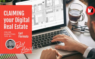 Claiming your Digital Real Estate – Presented by Earl